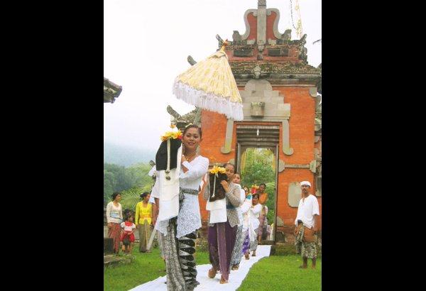 Princess Ceremony – Pura Bukit I